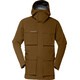 Norrøna M's Svalbard Gore-Tex Jacket Brown Sugar